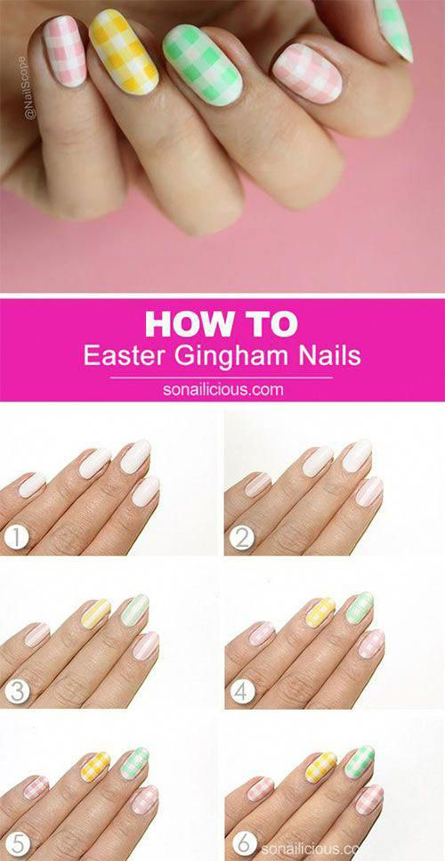 Step-By-Step-Easter- Nail-Art-Tutorials-For-Learners-2020-7
