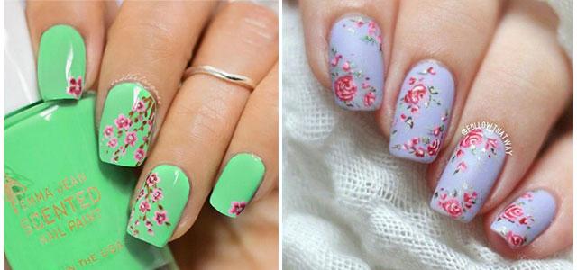 20 Best Spring Nail Art Designs Ideas 2020 F