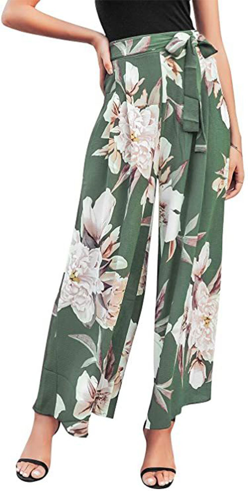 Floral-Print-Pants-For-Girls-Women-2020-Spring-Fashion-12