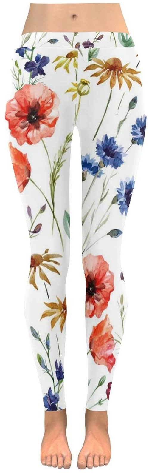 Floral-Print-Pants-For-Girls-Women-2020-Spring-Fashion-6