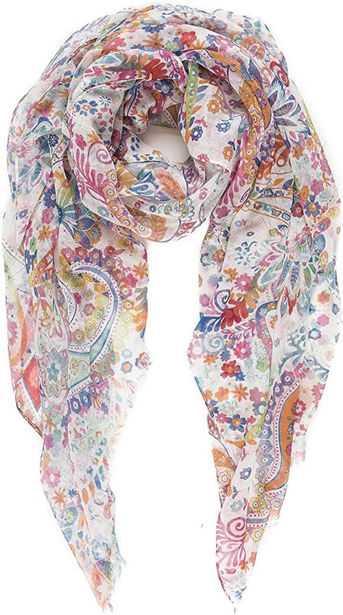 Floral-Scarf-Designs-Fashion-For-Girls-2020-14