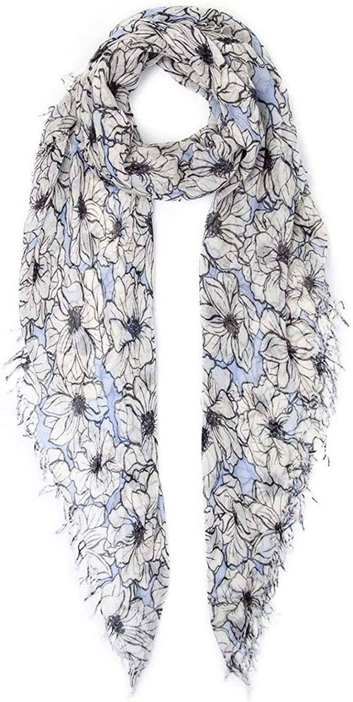 Floral-Scarf-Designs-Fashion-For-Girls-2020-2