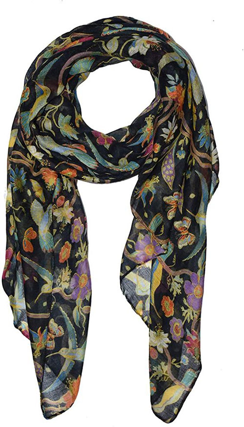 Floral-Scarf-Designs-Fashion-For-Girls-2020-3