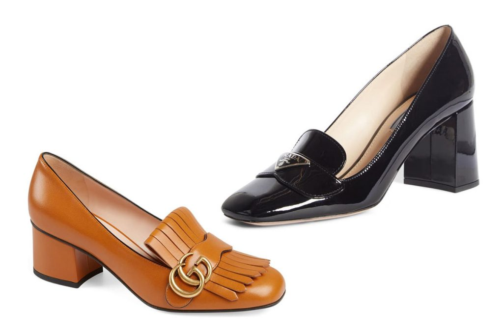 Heeled-Loafers