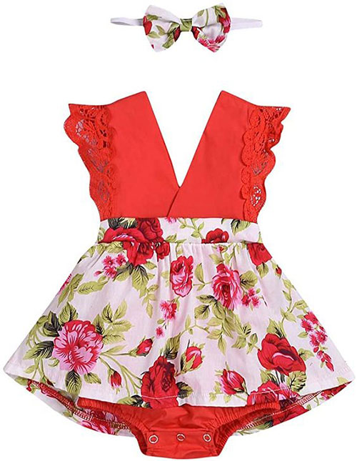 Spring-Dresses-Outfits-For-New-born-Kids-Girls-2020-1