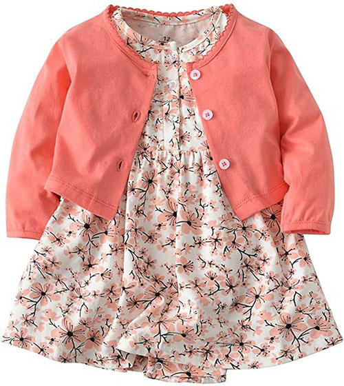Spring-Dresses-Outfits-For-New-born-Kids-Girls-2020-5