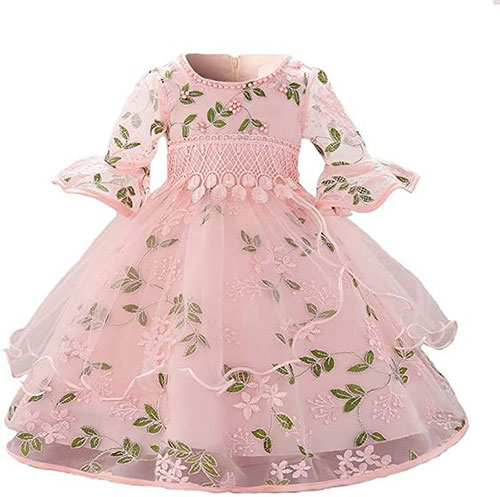 Spring-Dresses-Outfits-For-New-born-Kids-Girls-2020-9