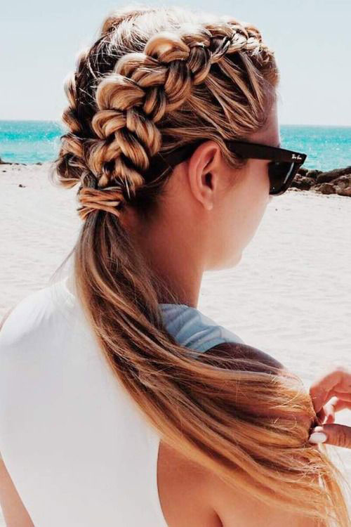 Best-Summer-Hairstyles-Looks-For-Girls-Women-2020-12