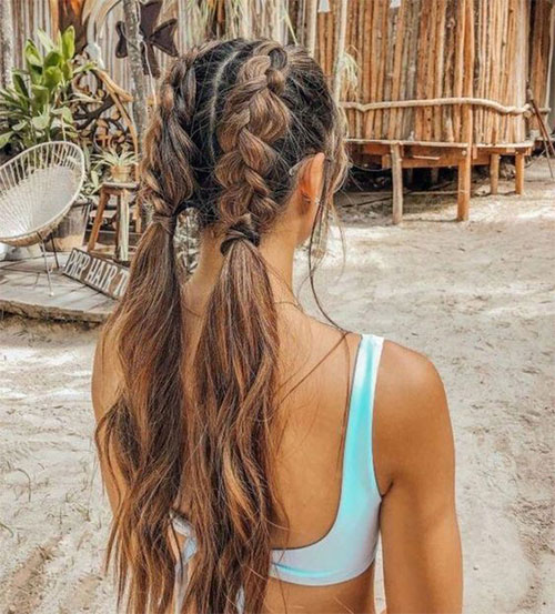 Best-Summer-Hairstyles-Looks-For-Girls-Women-2020-18