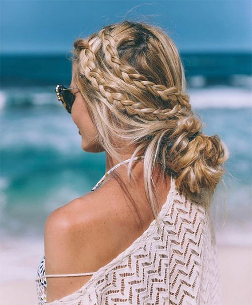 Best-Summer-Hairstyles-Looks-For-Girls-Women-2020-5