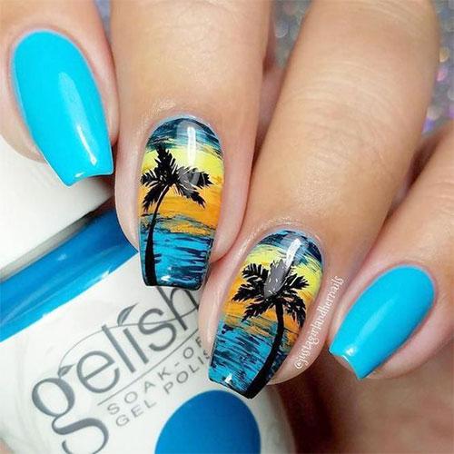 Best-Summer-Nails-Art-Designs-2020-2