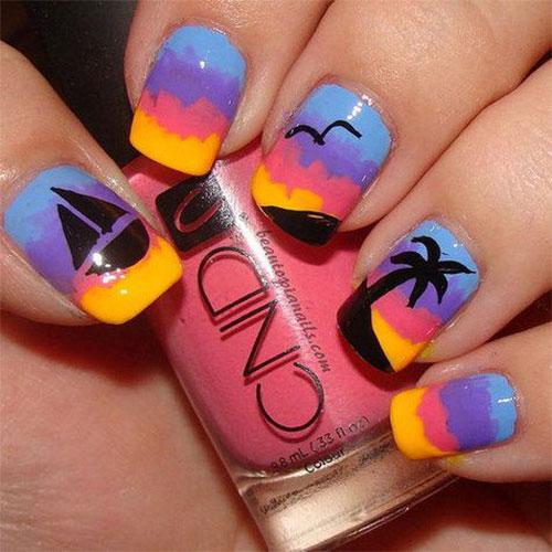 Best-Summer-Nails-Art-Designs-2020-8