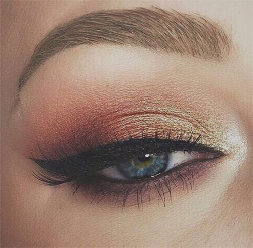 Summer-Eye-Makeup-Ideas-For-Girls-Women-2020-2