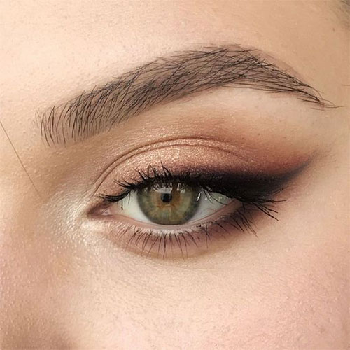 Summer-Eye-Makeup-Ideas-For-Girls-Women-2020-7