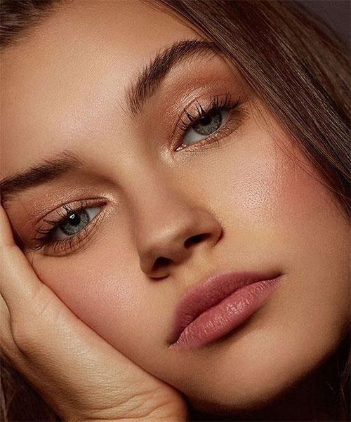 Summer-Face-Makeup-Trends-For-Girls-Women-2020-15
