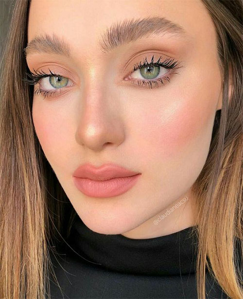 Summer-Face-Makeup-Trends-For-Girls-Women-2020-5
