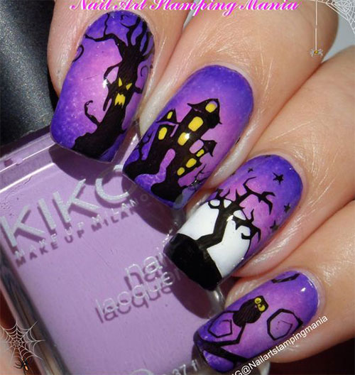 30-Scary-Halloween-Nail-Art-Designs-Ideas-2020-14