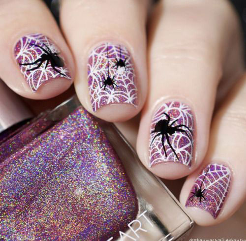 30-Scary-Halloween-Nail-Art-Designs-Ideas-2020-15