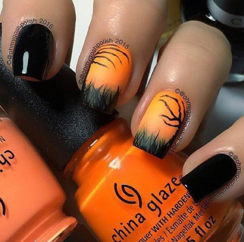 30-Scary-Halloween-Nail-Art-Designs-Ideas-2020-16
