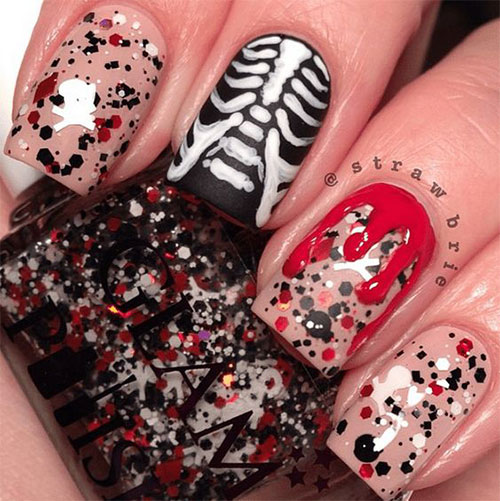 30-Scary-Halloween-Nail-Art-Designs-Ideas-2020-22