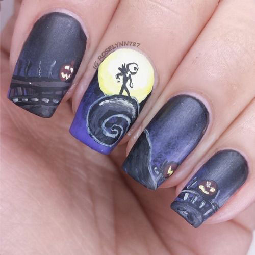 30-Scary-Halloween-Nail-Art-Designs-Ideas-2020-4