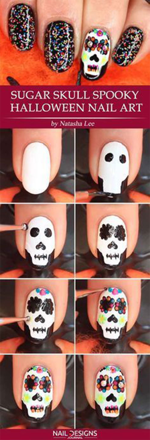 Halloween-Nail-Art-Tutorials-2020-7