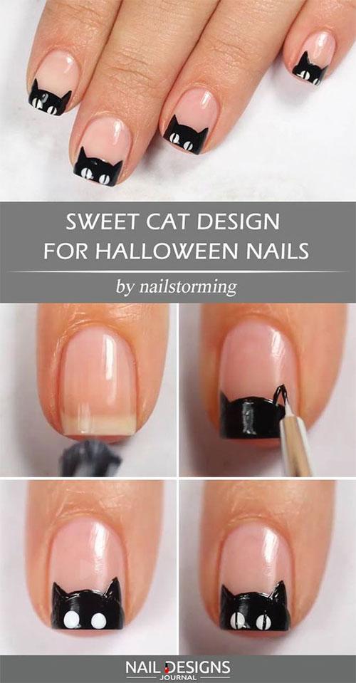 Halloween-Nail-Art-Tutorials-2020-8