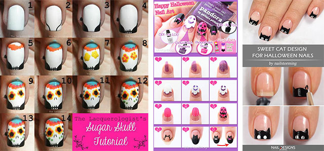 Halloween-Nail-Art-Tutorials-2020-F