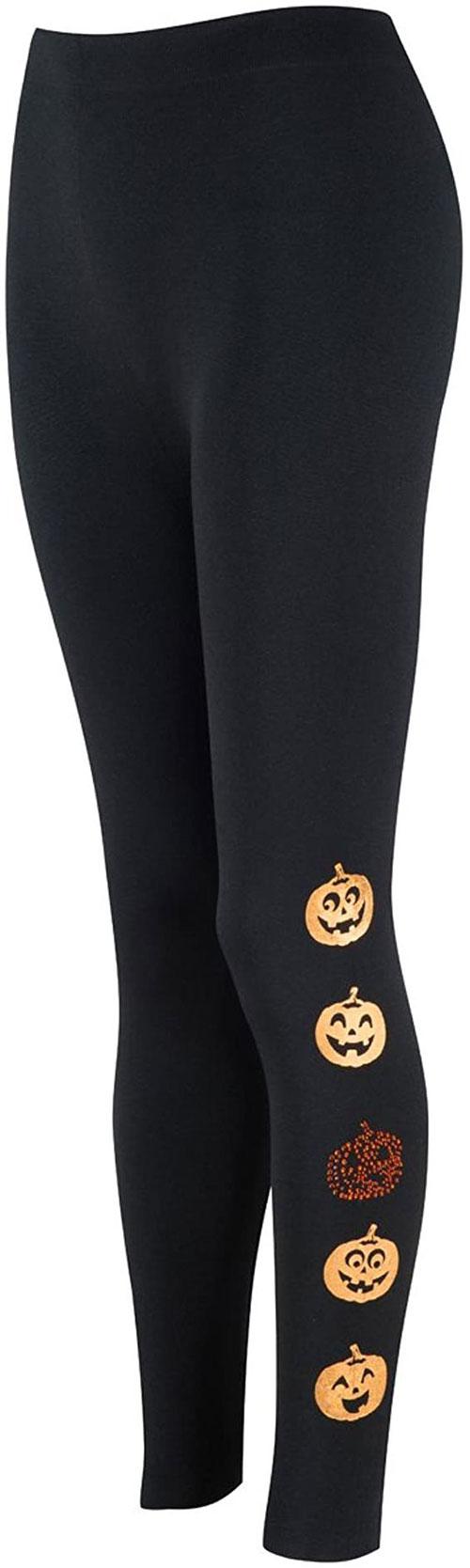 Best-Halloween-Leggings-For-Girls-Women-2020-10