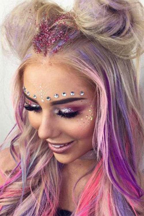 Best-Halloween-Unicorn-Makeup-Looks-2020-7