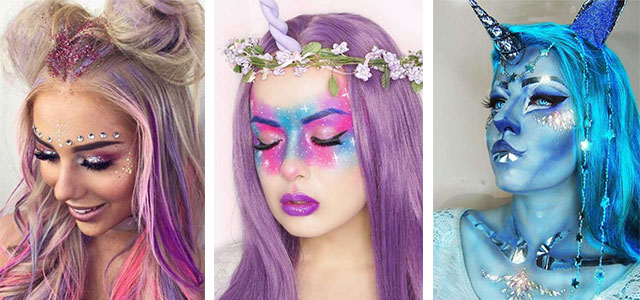 Best-Halloween-Unicorn-Makeup-Looks-2020-F