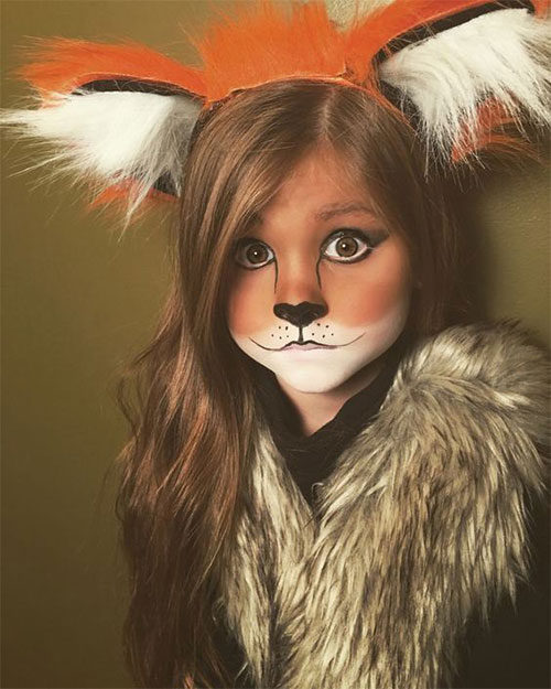 Easy-Halloween-Makeup-Looks-For-Kids-2020-13
