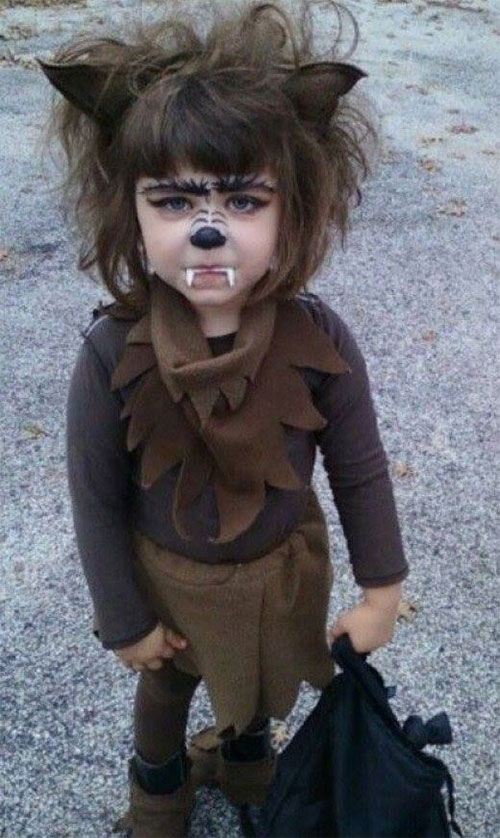 Easy-Halloween-Makeup-Looks-For-Kids-2020-18