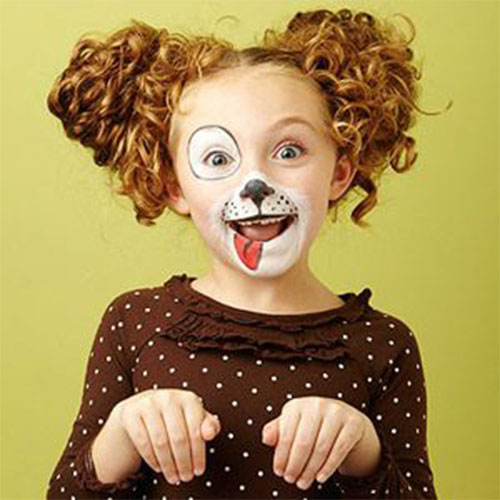 Easy-Halloween-Makeup-Looks-For-Kids-2020-8
