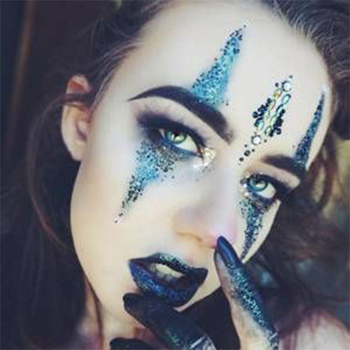 Glitter-Glam-Halloween-Makeup-Ideas-2020-1