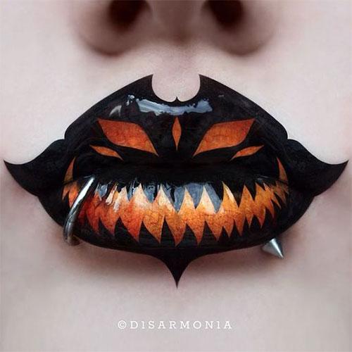 Halloween-Lips-Makeup-Ideas-2020-4