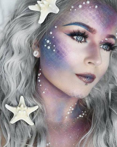 Halloween-Scary-Mermaid-Makeup-Looks-Ideas-2020-9