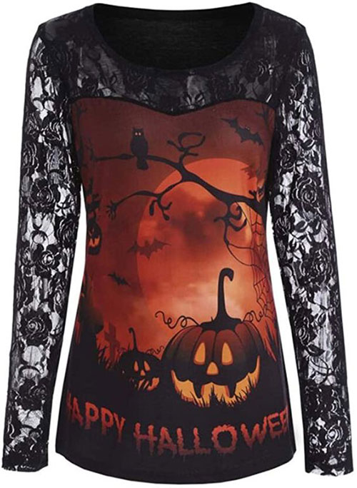 Scary-Halloween-Shirts-For-Girls-Women-2020-Halloween-Clothes-6