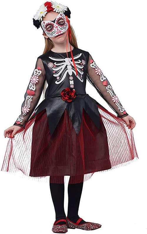 Skeleton-Costumes-For-Kids-Adults-2020-Halloween-Costumes-6