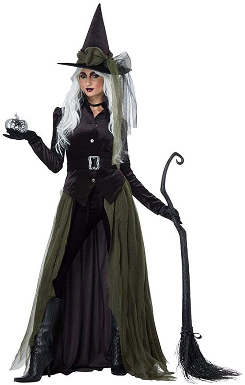Witch-Halloween-Costumes-For-Kids-Girls-Women-2020-11