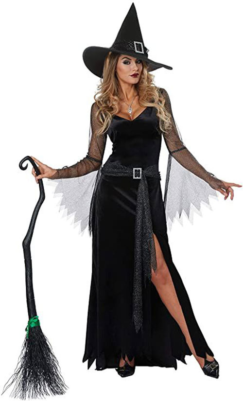 Witch-Halloween-Costumes-For-Kids-Girls-Women-2020-13