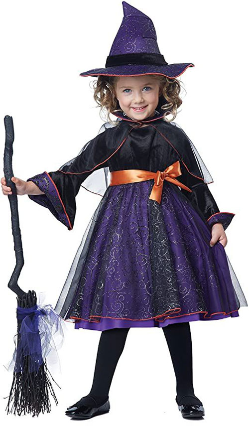 Witch-Halloween-Costumes-For-Kids-Girls-Women-2020-5