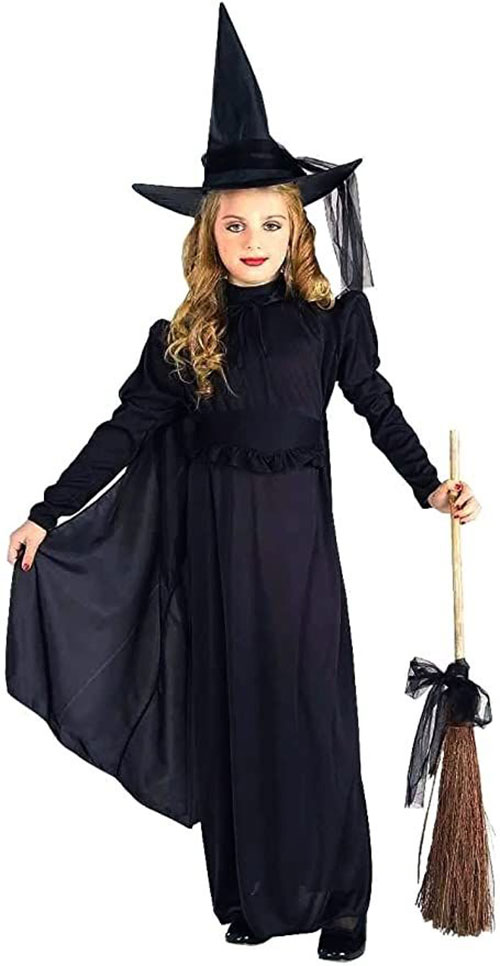 Witch-Halloween-Costumes-For-Kids-Girls-Women-2020-9