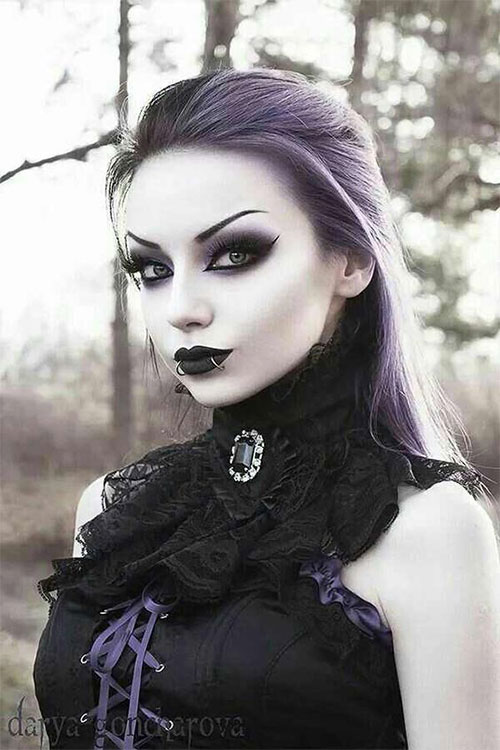 Witch-Halloween-Make-Up-Looks-2020-10