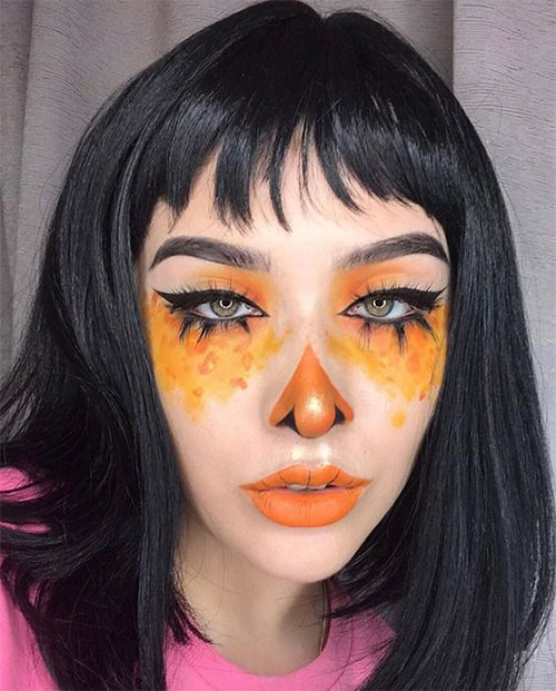 15-Scary-Pumpkin-Makeup-Looks-For-Halloween-2020-12