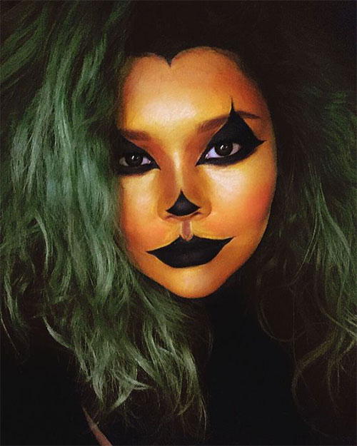 15-Scary-Pumpkin-Makeup-Looks-For-Halloween-2020-15