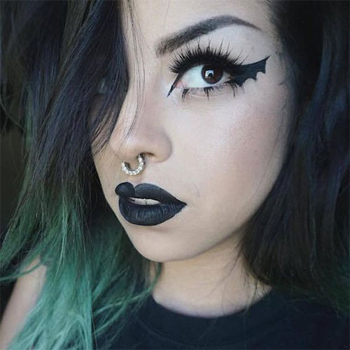 Halloween-Batman-Mask-Makeup-Looks-Ideas-2020-2