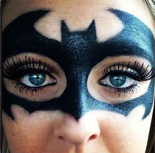 Halloween-Batman-Mask-Makeup-Looks-Ideas-2020-3