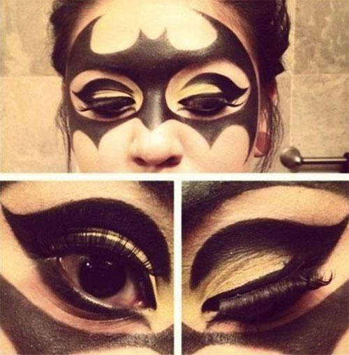 Halloween-Batman-Mask-Makeup-Looks-Ideas-2020-5