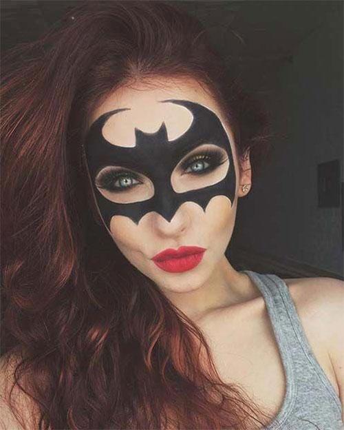 Halloween-Batman-Mask-Makeup-Looks-Ideas-2020-7